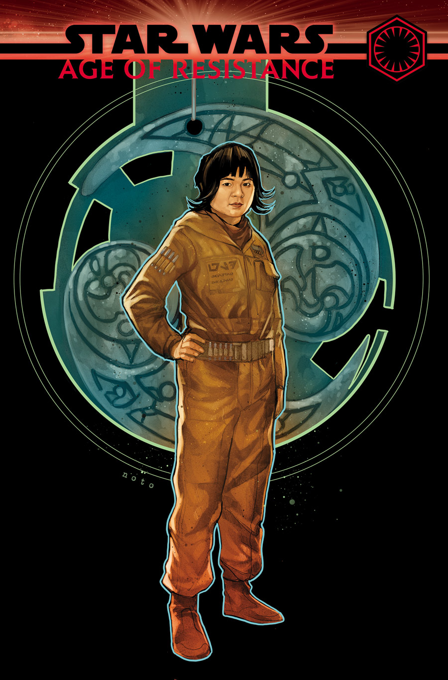 Age of Resistance - Rose Tico #1