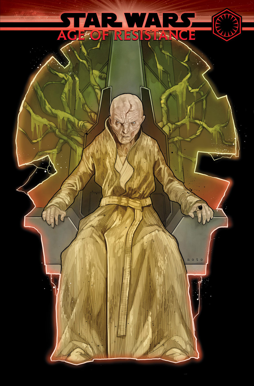 Age of Resistance - Supreme Leader Snoke #1