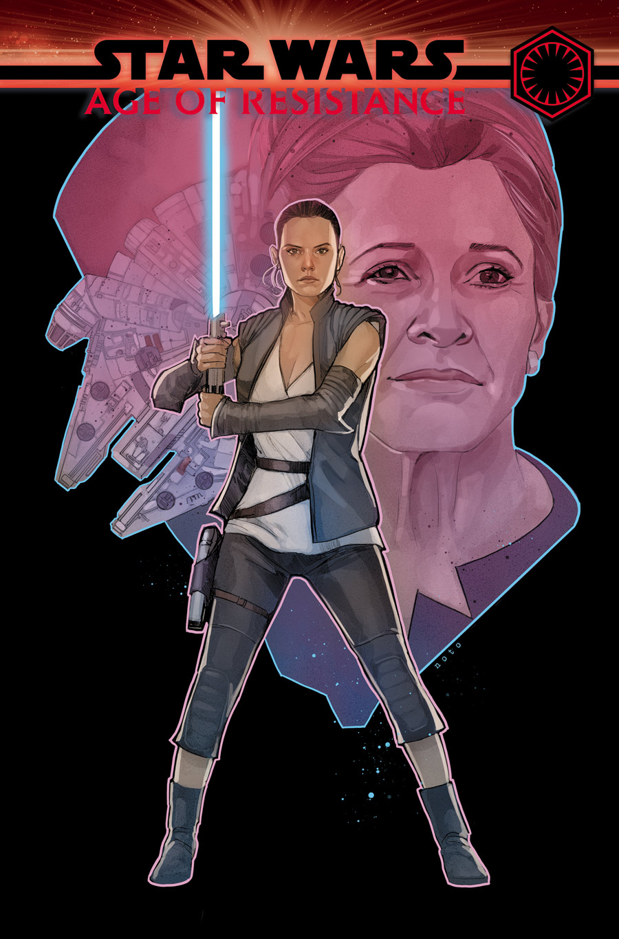 Age of Resistance - Rey #1