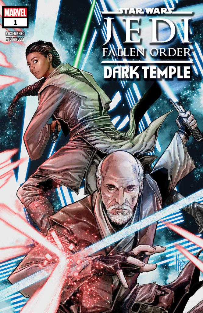 Jedi: Fallen Order – Dark Temple #1