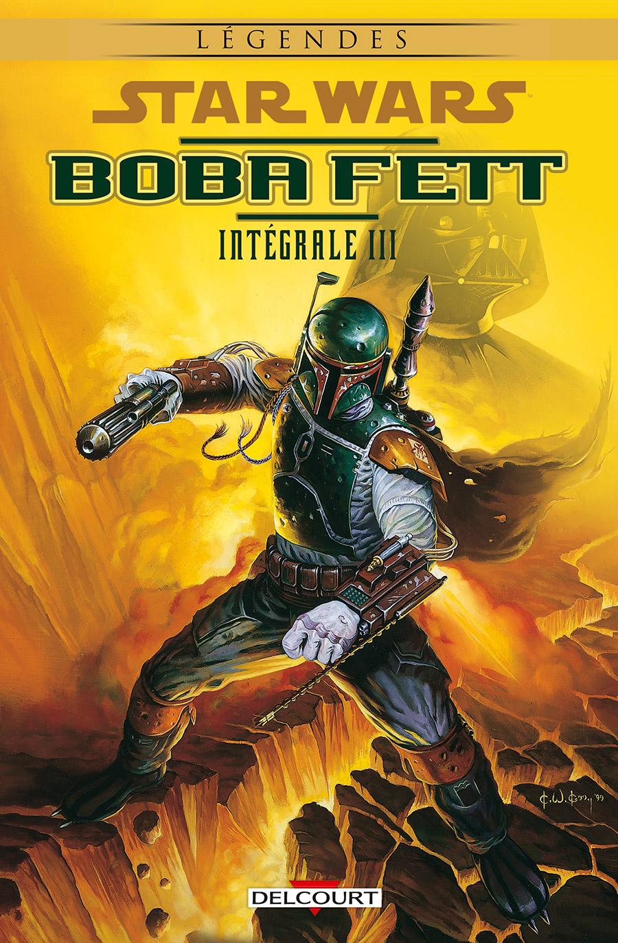 Boba Fett - Integrale Volume 3
