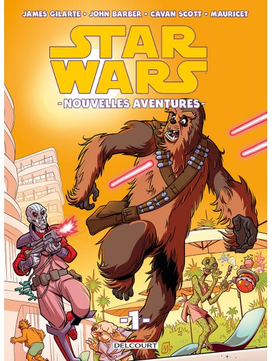 Star Wars Nouvelles Aventures #1