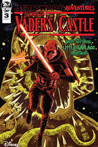 Return to Vader's Castle #3