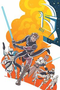 The Clone Wars - Battles Tales #1