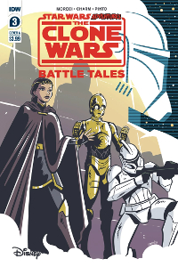 The Clone Wars - Battles Tales #3