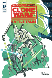 The Clone Wars - Battles Tales #5