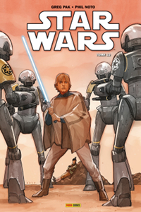 Star Wars Tome 12 : voir sur Amazon