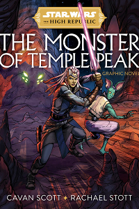 The Monster of Temple Peak #1