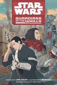Guardians of the Whills: The Manga : voir sur Amazon