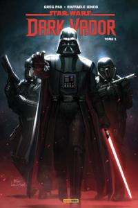 Dark Vador (2020) Tome 1 - Le Coeur sombre des Sith