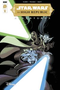 The High Republic Adventures #6
