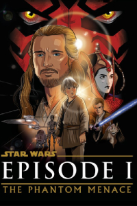 The Phantom Menace Graphic Novel Adaptation