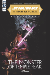 The Monster of Temple Peak #2