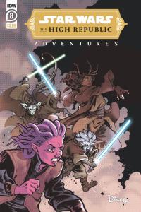 The High Republic Adventures #8