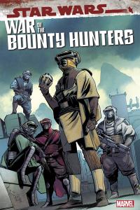 War of the Bounty Hunters – Boushh #1