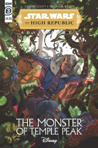 The Monster of Temple Peak #3