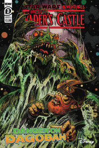 Star Wars Adventures: Ghosts of Vader's Castle #3