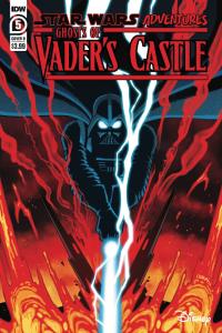 Star Wars Adventures: Ghosts of Vader's Castle #5