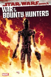 War of the Bounty Hunters – IG-88 #1