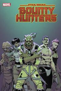 Bounty Hunters #18