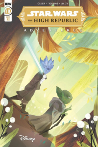 The High Republic Adventures #10