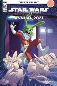 Star Wars Adventures (2020) Annual 2021