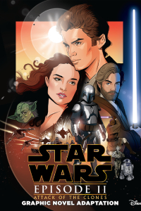 Attack of the Clones Graphic Novel Adaptation