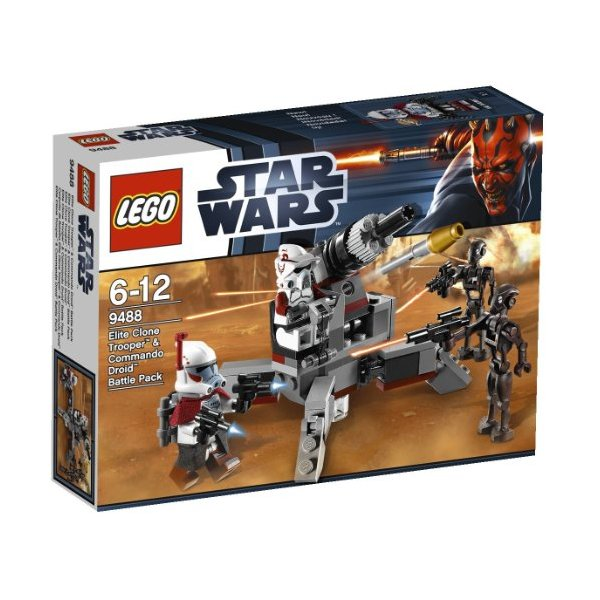 le thme de la guerre des clones permet lassociation avec de nombreux autres sets lego