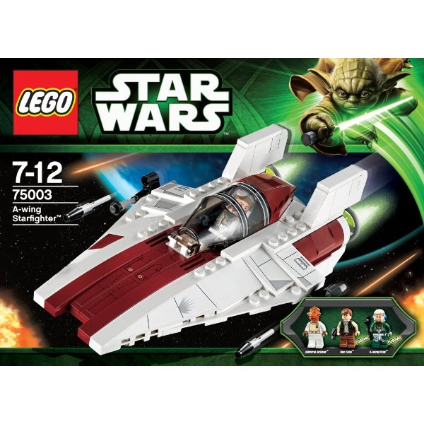 Lego Corvette Star Wars Lego Star Wars 75004 Z-95