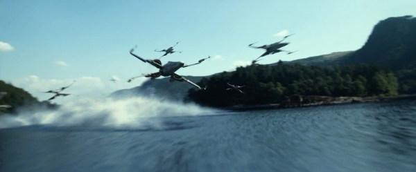 Star wars episode vii le r veil de la force analyse du - Paysage star wars ...
