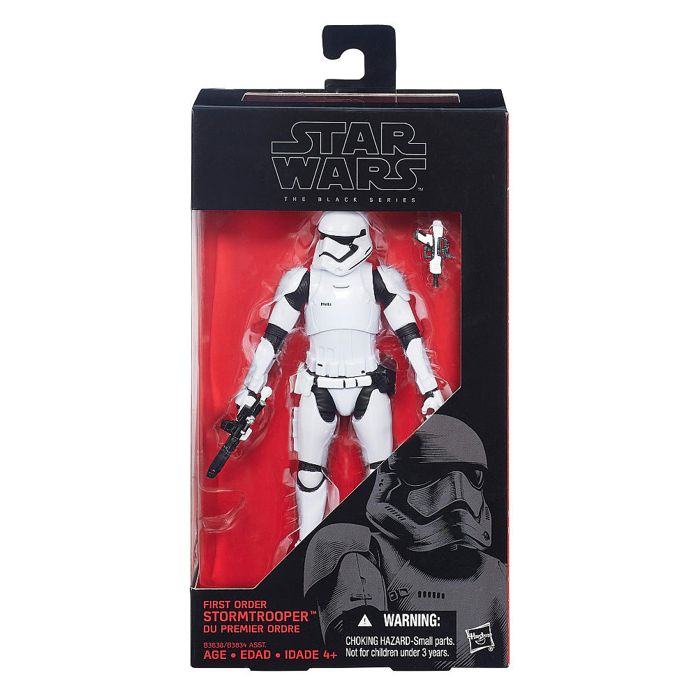 Figurine Black Series Hasbro Star Wars Stormtrooper Episode 7