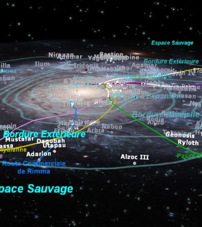 Atlas Galactique 3D