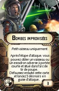 Bombes improvisées