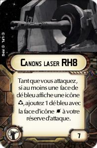 Canon laser RH8