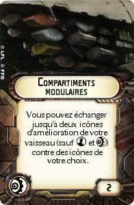 Compartiments modulaires