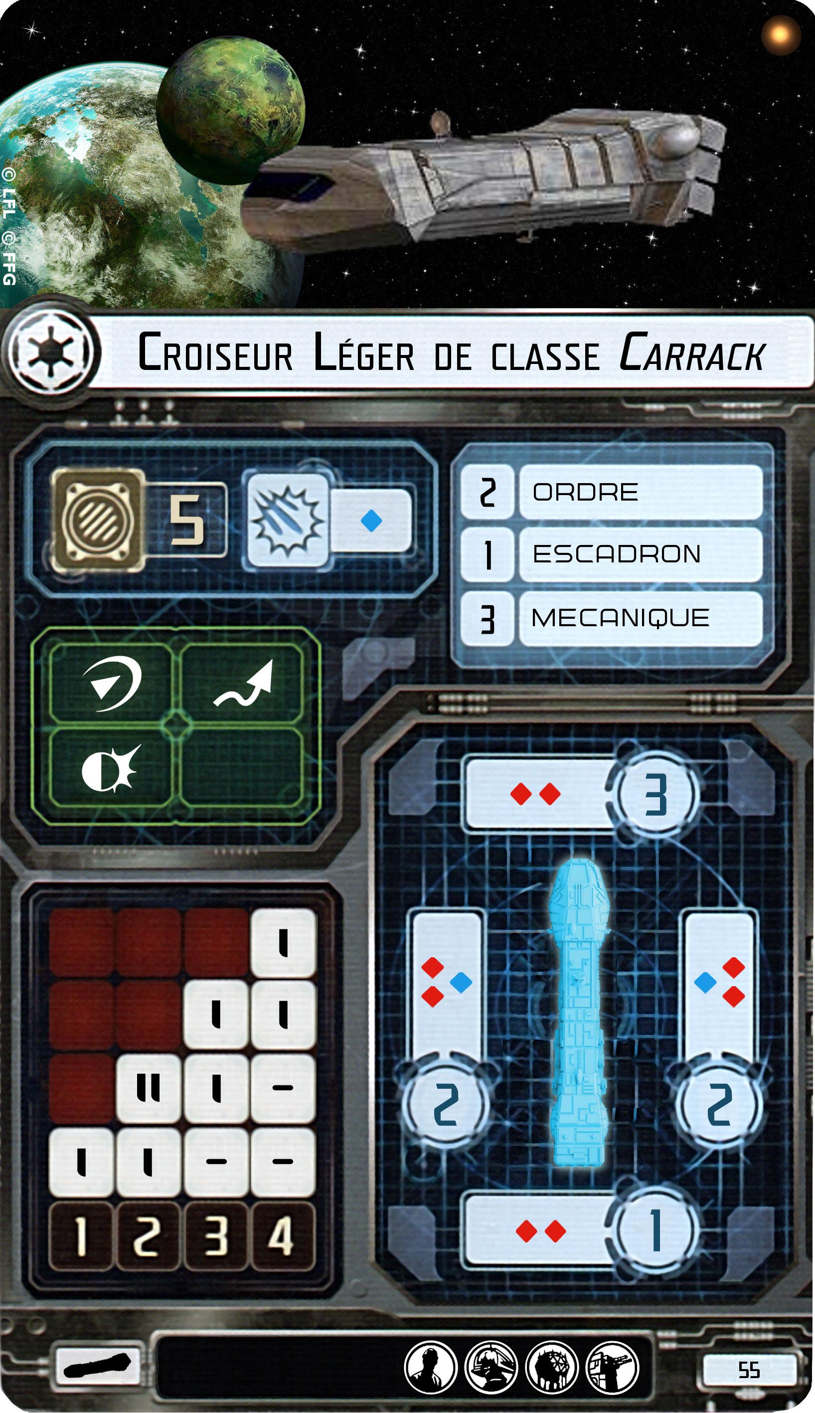 Croiseur Carrack