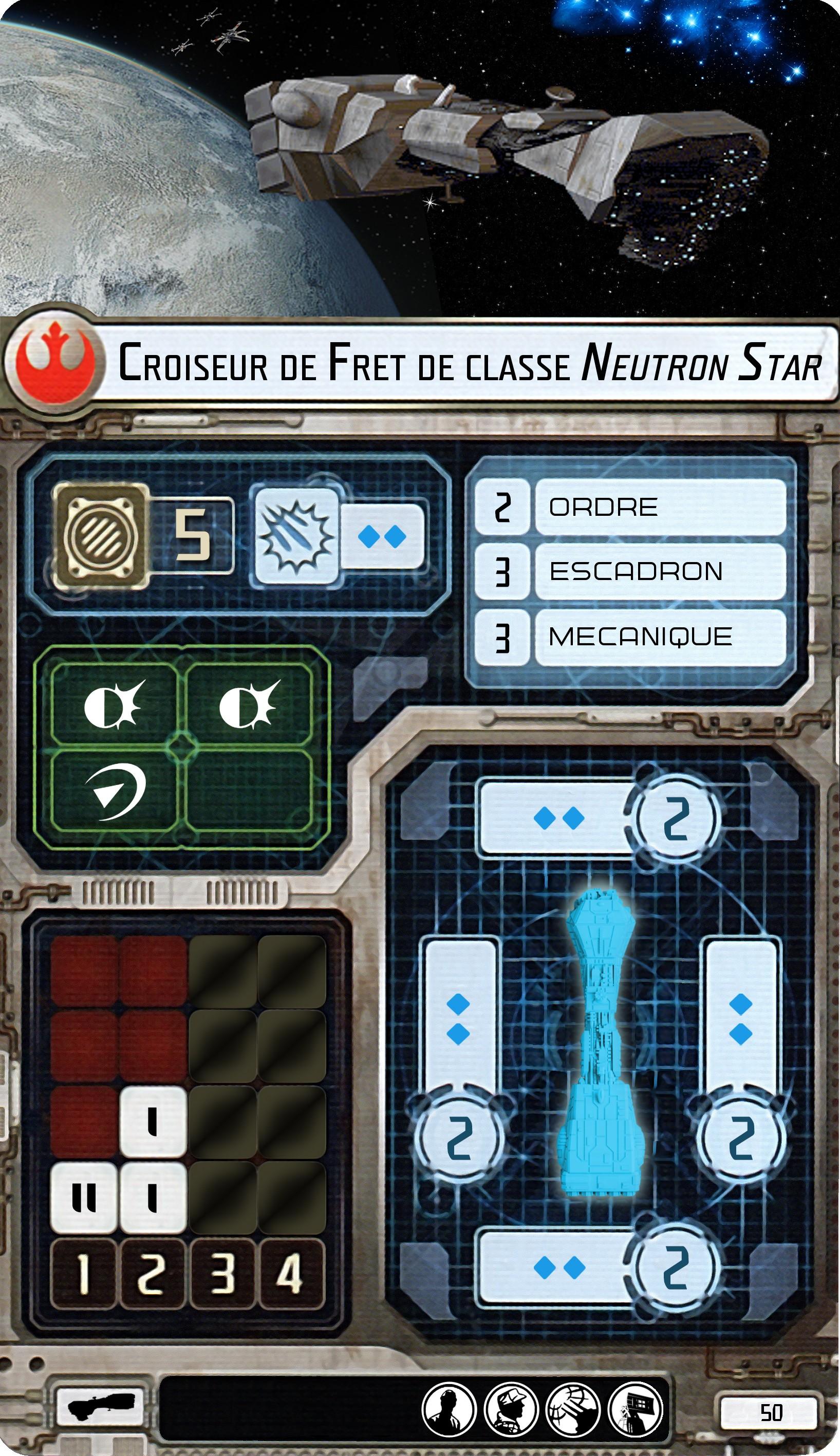 Croiseur de fret Neutron