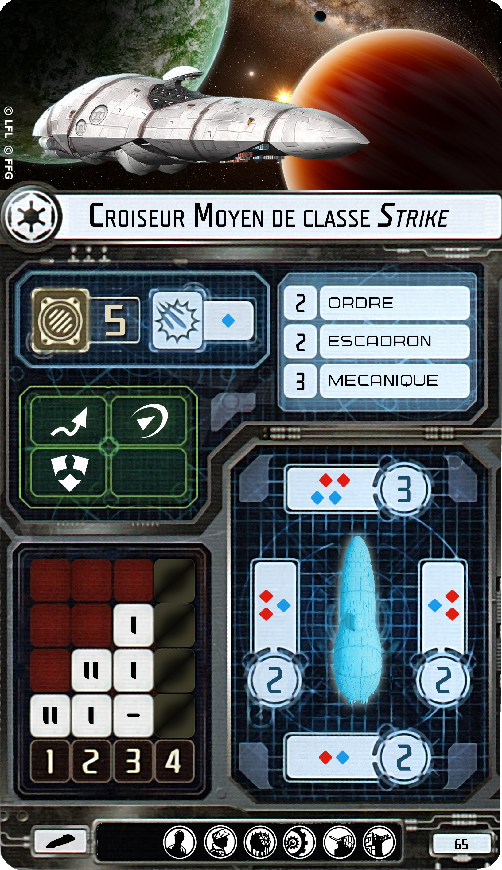 Croiseur de classe Strike