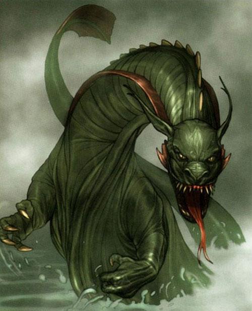 Anniversaire Kern - Page 3 Crea_dragonsnake_1