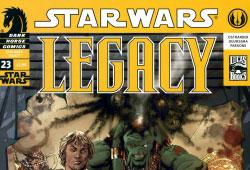 Legacy #23 - Loyalties #1