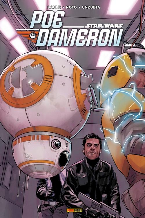Poe Dameron - 2. Sous les verrous
