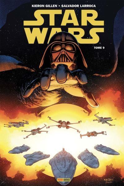 Star Wars - 9. La Mort de l'Espoir
