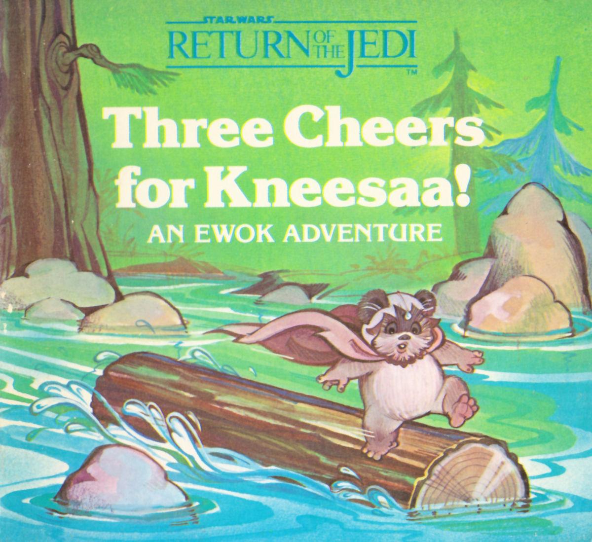 Three Cheers for Kneesaa !