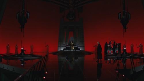 Supremacy - Salle du trône