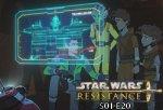 Star Wars Resistance - S01E20 et S01E21 - Pas d'échappatoire