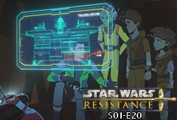 Star Wars Resistance - S01E20 - No Escape
