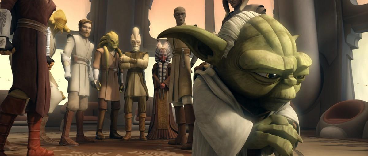 Conseil Jedi