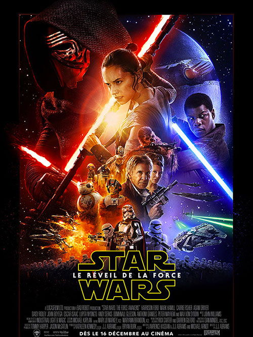 Star Wars Episode VII - Le R�veil de la Force
