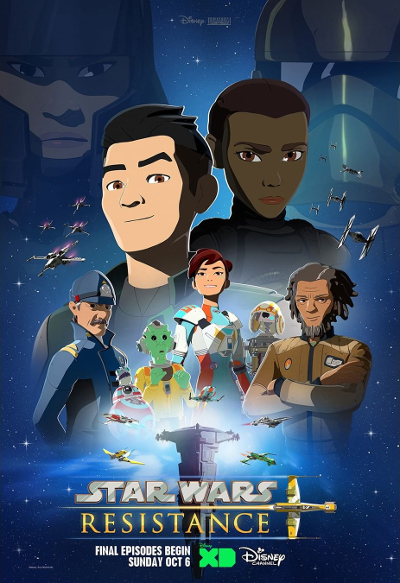 Star Wars Resistance (Série)