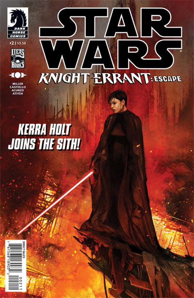 Knight Errant 12 : Escape 02